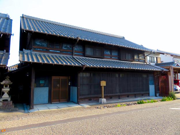 鵜沼宿 No - 51:安田家住宅(若竹屋)