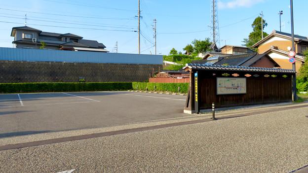 鵜沼宿 No - 53:駐車場