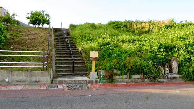 鵜沼宿 No - 69:西の見附跡