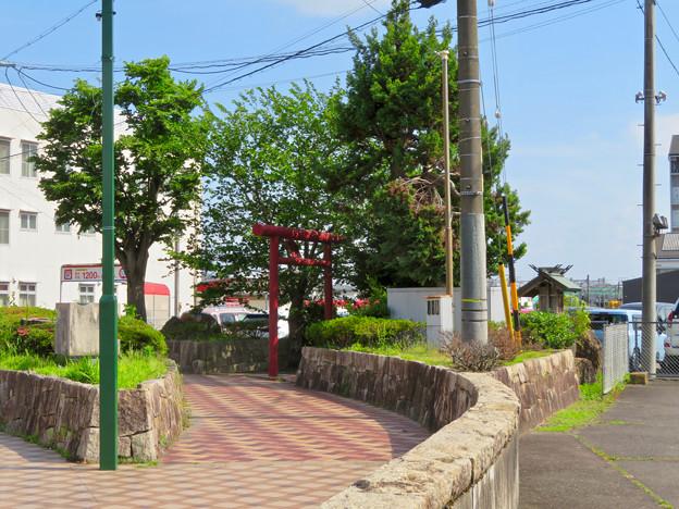 犬山駅前にある秋葉神社 - 2