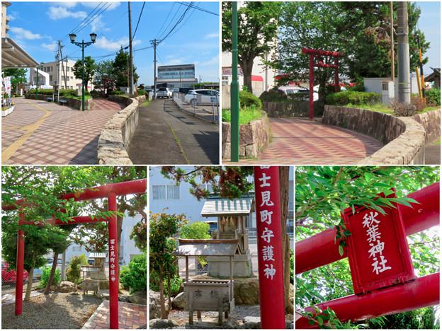 犬山駅前にある秋葉神社 - 6