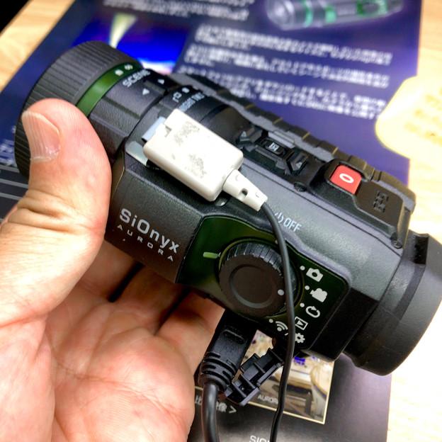 ヨドバシで展示されてた高感度防水カメラ、SiOnx「AURORA」 - 3