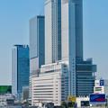 Photos: グローバルゲート最上階から見た名駅ビル群 - 2