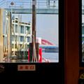 Photos: クルーズ名古屋(2019年5月)No - 127:中川口通船門(名古屋港側)