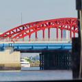 Photos: クルーズ名古屋(2019年5月)No - 132:船内から見た中川橋