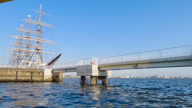クルーズ名古屋(2019年5月)No - 166:新しい船着き場?