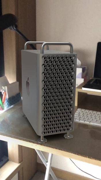 次期Mac Pro公式ページの機能でMac ProをiPhoneでAR表示 - 4
