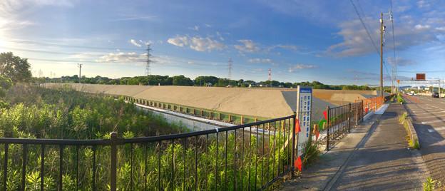 春日井インター東交差点付近に整備されてる宅地 - 4:パノラマ