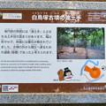 Photos: 志段味古墳群 白鳥塚古墳 No - 46:渡土手(わたりどて)の説明