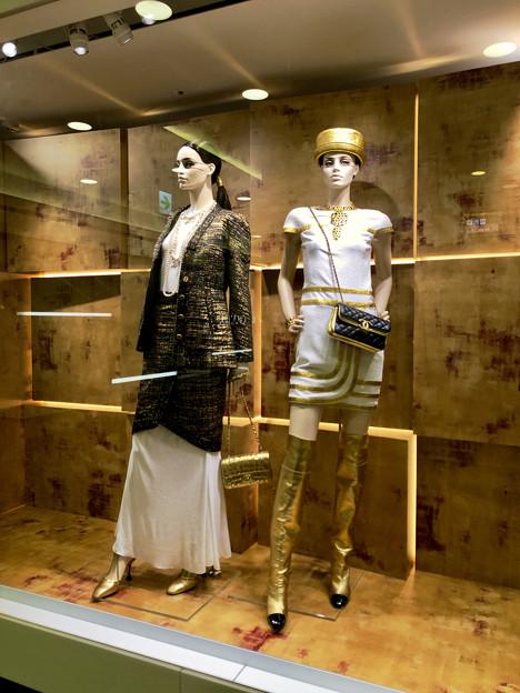 古代エジプトにインスパイヤーされたシャネルのファッション - 1