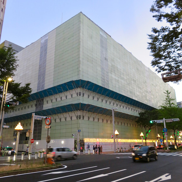 解体工事中?の名古屋・丸栄ビル - 4