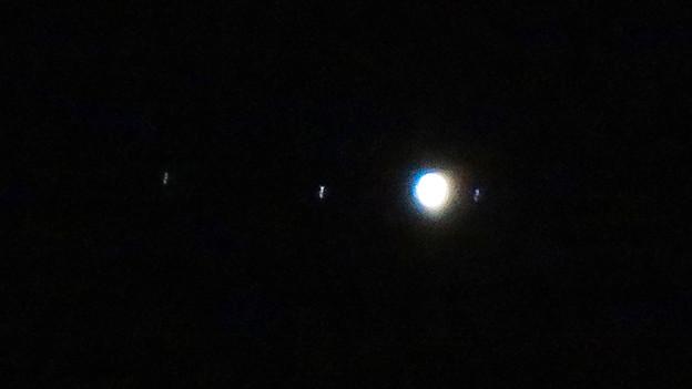 SX730HSで撮影できた木星とその衛星 - 2