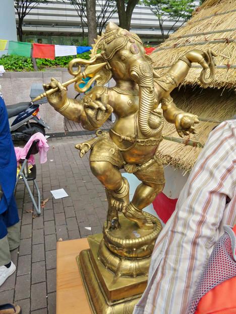 ネパールフェスティバル名古屋 2019 No - 8:ガネーシャ像