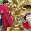 Photos: ネパールフェスティバル名古屋 2019 No - 9:ガネーシャ像
