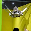 Photos: 名古屋市科学館「絶滅動物研究所」展 No - 153:出口付近の上のゴリラの人形?
