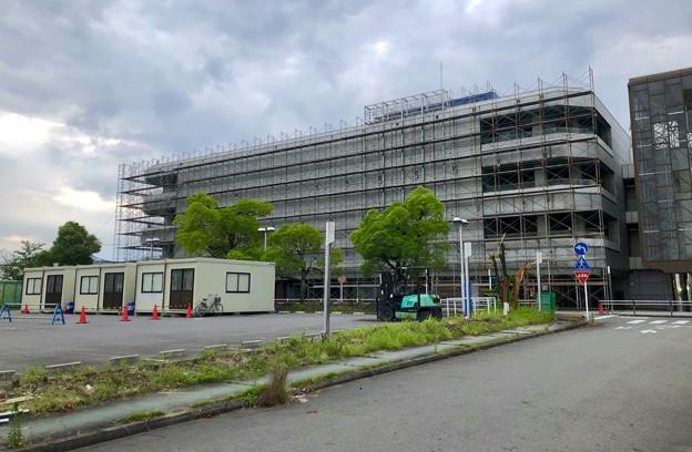 Photos: 解体工事中の旧ザ・モール春日井(2019年7月12日) - 27