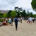Photos: 鶴舞公園納涼まつり 2019 No - 5:祭りよりポケモンGoの人たちがいっぱい!?
