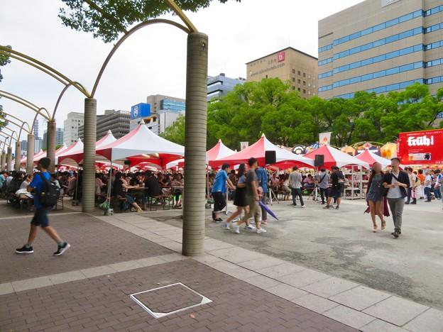 ビール日和の最終日、大勢の人で賑わってた「名古屋オクトーバーフェスト 2019」 - 12