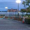 Photos: 桃花台線の桃花台中央公園南側撤去工事(2019年7月26日):より良くしようとしない愛知県が不便な歩道を復元 - 2