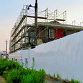 Photos: 解体工事中の旧・ザ・モール春日井(2019年7月28日) - 15:マクドナルドも撤去開始