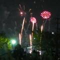 大池緑地公園から見た春日井市民納涼まつりの花火 - 18