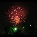 大池緑地公園から見た春日井市民納涼まつりの花火 - 26