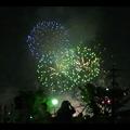 大池緑地公園から見た春日井市民納涼まつりの花火 - 28