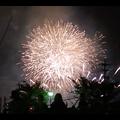 大池緑地公園から見た春日井市民納涼まつりの花火 - 29