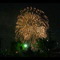 大池緑地公園から見た春日井市民納涼まつりの花火 - 31