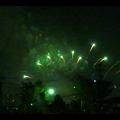 大池緑地公園から見た春日井市民納涼まつりの花火 - 32