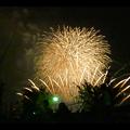 大池緑地公園から見た春日井市民納涼まつりの花火 - 35