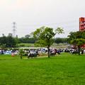 大勢の人で賑わう春日井市民納涼まつり(2019)の日の落合公園 - 36