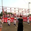 大勢の人で賑わう春日井市民納涼まつり(2019)の日の落合公園 - 45
