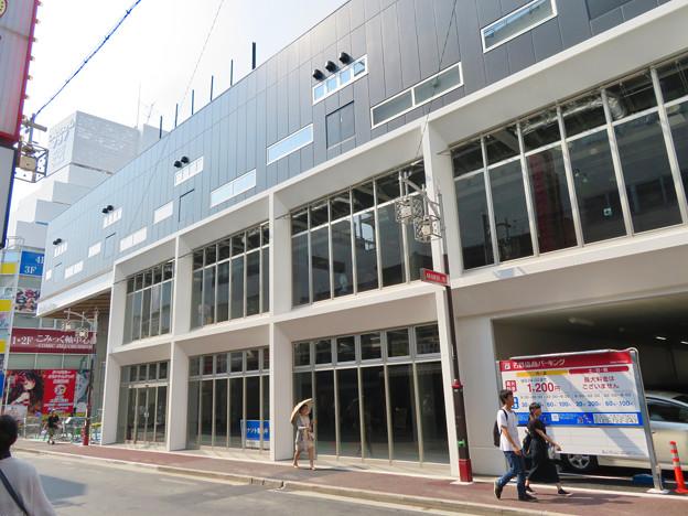 Photos: 旧・大須中公設市場跡地に建設された商業施設「マルチナボックス」、8月中旬にオープン! - 1