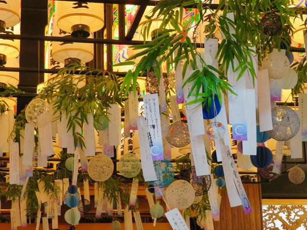 大須夏まつり 2019 No - 4:万松寺の七夕飾り