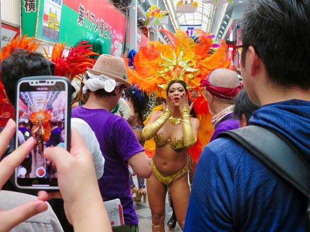 Photos: 大須夏まつり 2019:サンバパレード - 4