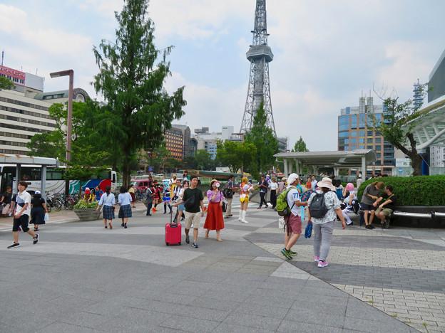 世界コスプレサミット 2019 No - 3:沢山の人で賑わう会場