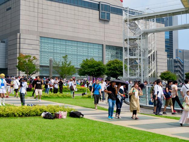 世界コスプレサミット 2019 No - 16:沢山の人で賑わう会場