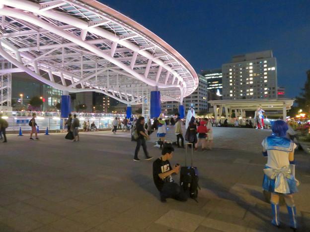 世界コスプレサミット 2019 No - 42:沢山の人で賑わう会場