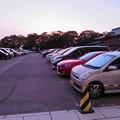 日本ライン夏まつり納涼花火大会の日の犬山成田山 - 4:満車だった駐車場