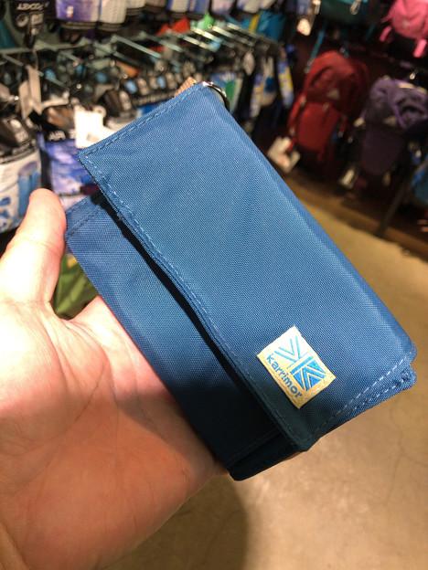 良いかもと思ったカリマーの財布 - 1