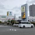 Photos: 改修工事中のピアーレ(2019年8月15日) - 1