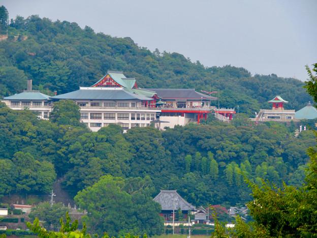犬山城から見た景色 - 1:犬山成田山