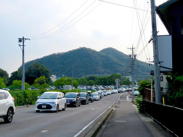 近くから見た伊木山 - 1