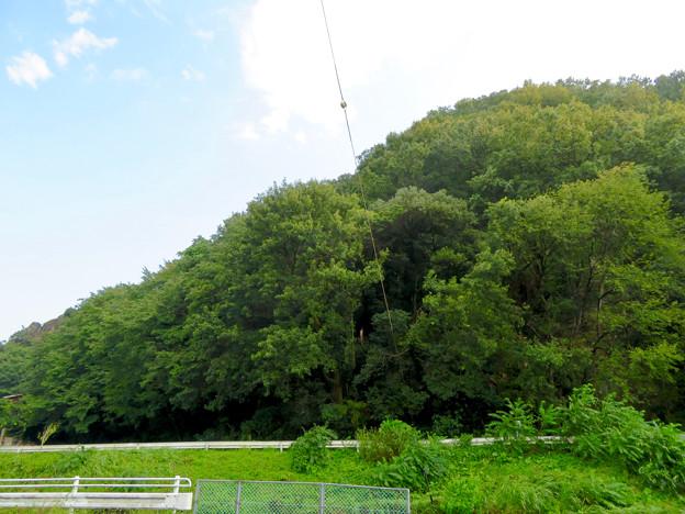 近くから見た伊木山 - 5