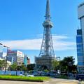 Photos: リニューアル工事中の久屋大通公園 名古屋テレビ塔周辺(2019年8月25日) - 1