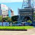 Photos: リニューアル工事中の久屋大通公園 名古屋テレビ塔周辺(2019年8月25日) - 2