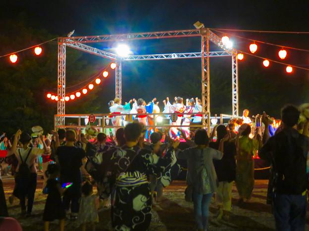 東別院 御坊夏まつり 2019 No - 18:盆踊り
