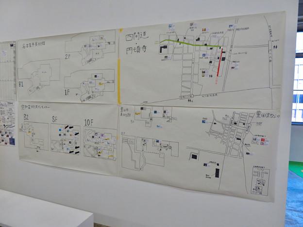愛知県庁 大津橋分室 - 12:あいちトリエンナーレ会場案内