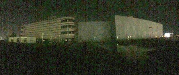 解体工事中のザ・モール春日井の建物(2019年9月1日) - 6:パノラマ